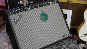 Fender Twin Tone Master Amplifier