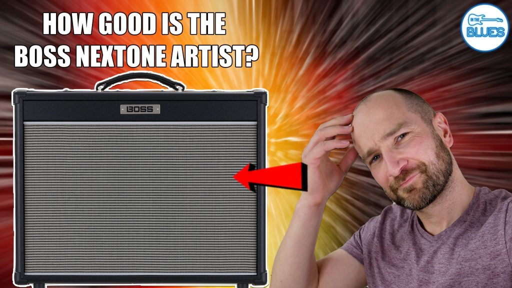Boss Nextone Artist Amplifier Review