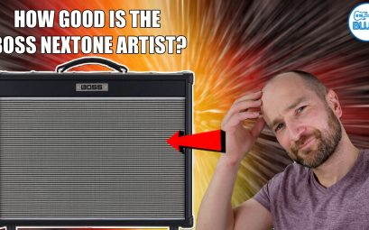 Boss Nextone Artist Review