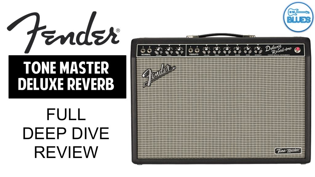 Fender Tone Master Deluxe Reverb | A Pros & Cons Review