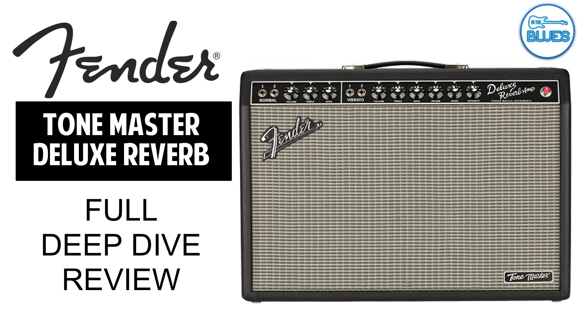 Fender Deluxe Reverb Tone Master Review