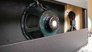 Tone Master Deluxe Reverb Power Jensen Speaker (click to enlarge)