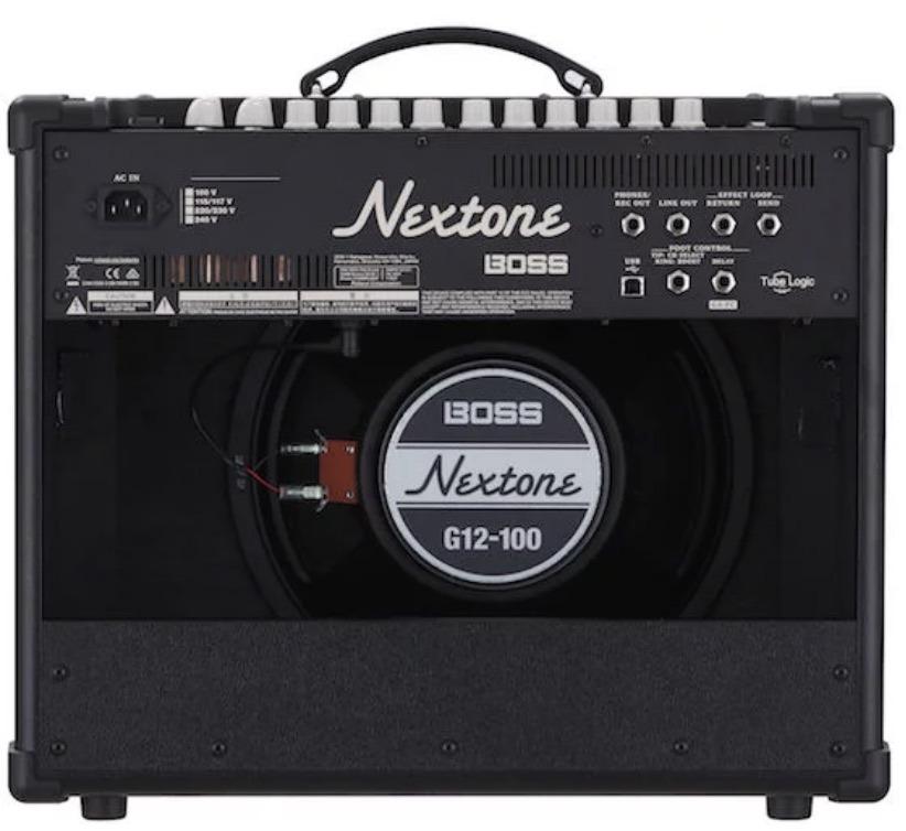 The G12-100 Speaker in the Boss Nextone