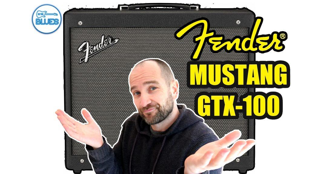 Fender Mustang GTX100 Amplifier Review
