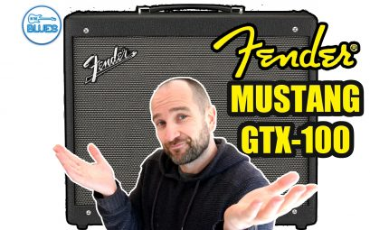 Fender Mustang GTX100 Review
